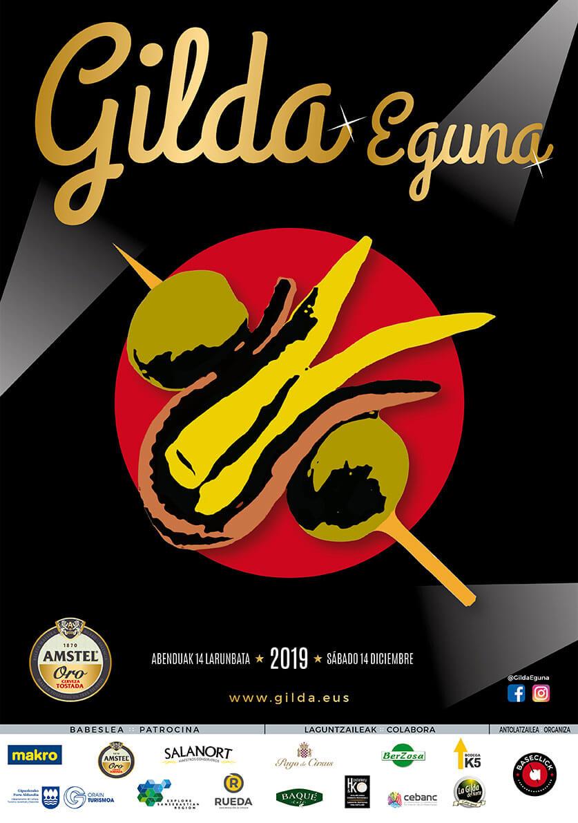 Cartel Gilda Eguna 2019